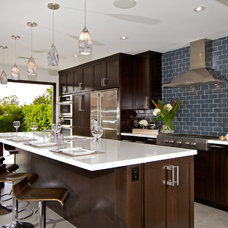 Contemporary Kitchen by Marrokal Design & Remodeling