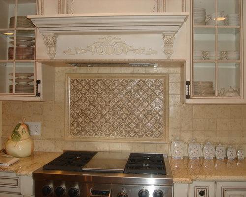 Old World Backsplash Home Design Ideas Pictures Remodel And Decor