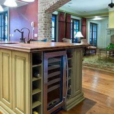 Mediterranean Kitchen by Kitchen Design Center