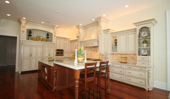 Old World Elegance with Hidden pantry