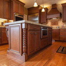Traditional Kitchen by Sharer Design Group LLC