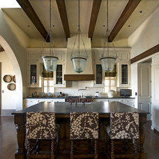 Mediterranean Kitchen by The Berry Group