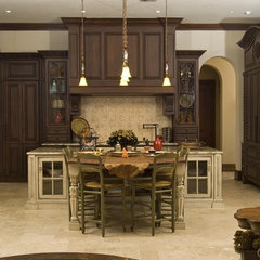mediterranean kitchen by Renaissance Design Studio