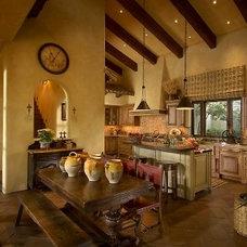 Mediterranean Kitchen by Rondi - the art of space