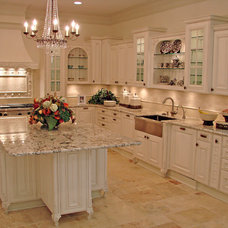Traditional Kitchen by Capitol Design, LLC
