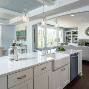 Traditional kitchen remodeling - Kitchen - traditional kitchen idea in Grand Rapids