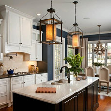Traditional Kitchen by Capital Kitchen & Bath