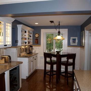 Older home remodeled kitchen