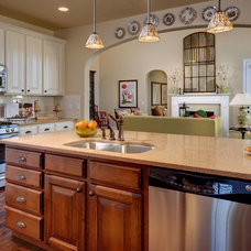Traditional Kitchen by Ivory Homes