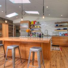Midcentury Kitchen by Foley Development