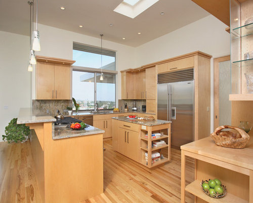 Light Maple Cabinets Ideas, Pictures, Remodel And Decor