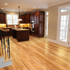 Traditional Kitchen by Specified Flooring