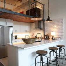 Industrial Kitchen by Antique Market