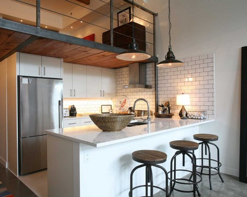 Loft Apartment Houzz