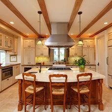 Traditional Kitchen by Tim Nelson | Willis Allen Real Estate