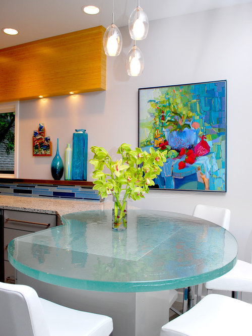 Glass Table Top Ideas Pictures Remodel And Decor