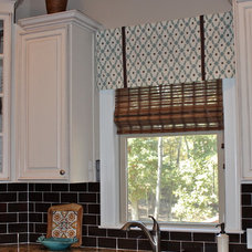 Traditional Kitchen by Ally Whalen Design