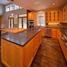 Eclectic Kitchen by HBC Company