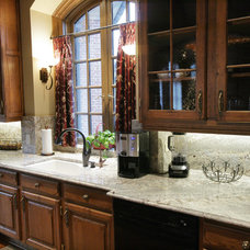 Kitchen Countertops by OLYMPIA STONE LTD