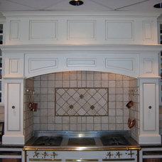 Traditional Kitchen by Darren Walker - Kitchen Craft