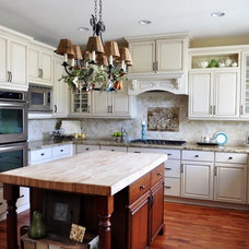 Traditional Kitchen by Kitchens Etc. of Ventura County