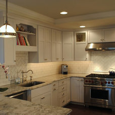Traditional Kitchen by Sterling Kitchen & Bath