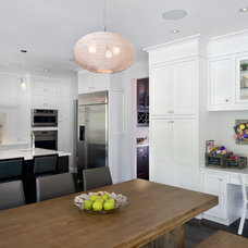 Transitional Kitchen by Colin Andrew Meredith