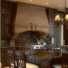 Traditional Kitchen by Omega Mantels of Stone