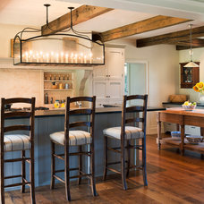Traditional Kitchen by Griffiths Construction, Inc.