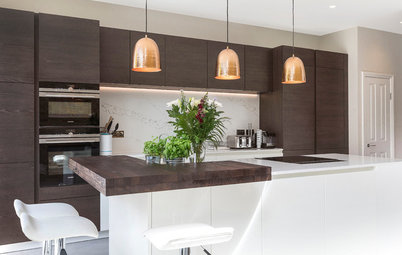 Modern Ways to Use Dark Wood in Your Home