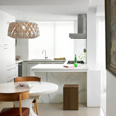 Contemporary Kitchen by BOXWOOD ARCHITECTS