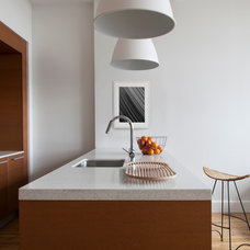 Modern Kitchen by Lucy Harris Studio