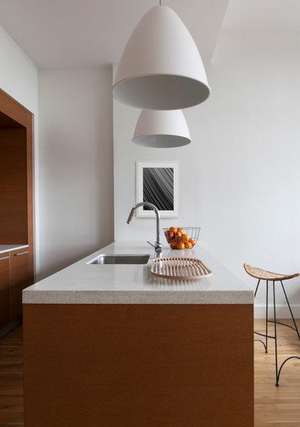Modern Kitchen by Lucy Harris Studio
