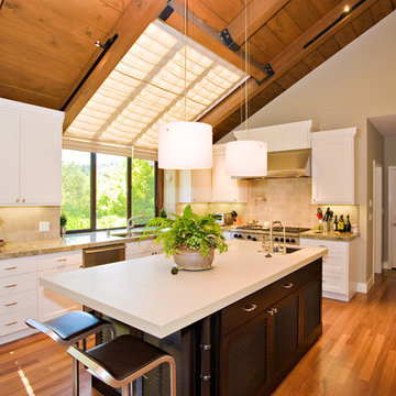 One of our kitchens of Los Altos Hills