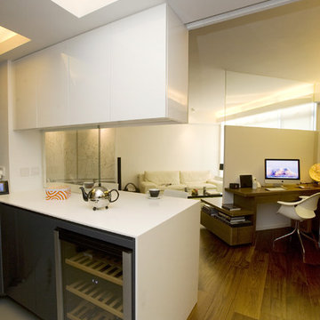One Robinson Place - Minimalistic Design with an Artistic Touch
