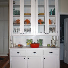 Traditional Kitchen by Hawkins Cabinetry and Design