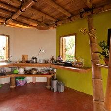 Tropical Kitchen by Jeni Lee