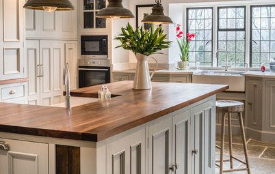 A Country Kitchen Steers Clear of Cutesiness