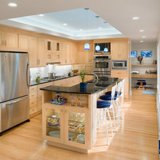 Contemporary Kitchen by Feinmann, Inc.