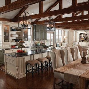 Idéer för att renovera ett rustikt kök