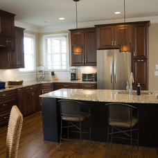 Traditional Kitchen by Attention to Detail Home Remodeling