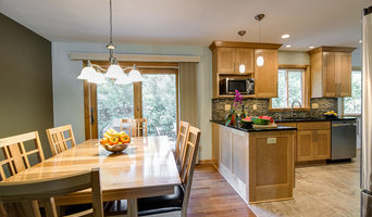 Open Concept Kitchen