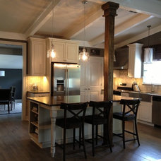Traditional Kitchen by Design8, LLC