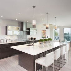 Contemporary Kitchen by My House Design Build Team