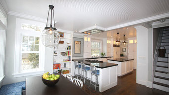 Open Concept Kitchen with Breakfast area
