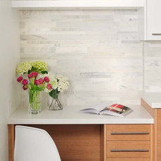 contemporary kitchen by Jodie Rosen Design