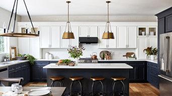 Open, Cozy Kitchen