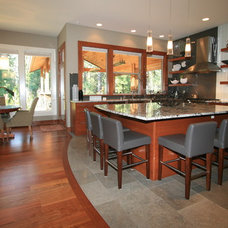Contemporary Kitchen by Taylor Design