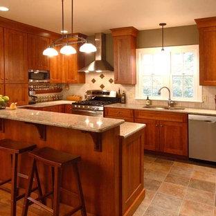 Open Family Friendly Kitchen