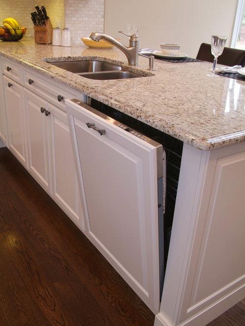 Hidden Dishwasher Houzz